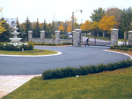 residential asphalt services