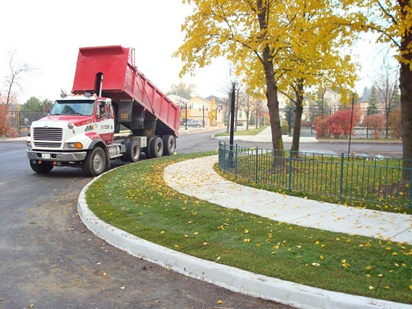 Landscaping services in toronto